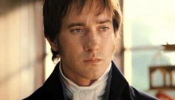 Mr. Darcy dans Orgueil et préjugés (Matthew Macfadyen)