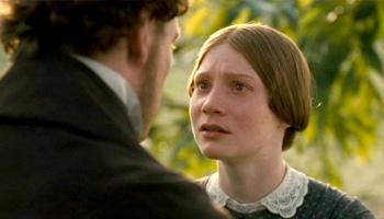 Jane Eyre, film de 2011 (Mia Wasikowska)