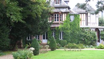 Le Clos Lupin, Etretat, Normandie, France