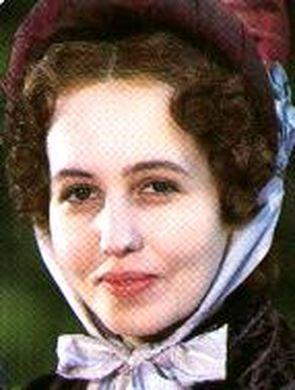 Anne de Bourgh dans la série télé de la BBC, Orgueil et préjugés