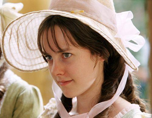 Lydia Bennet dans Orgueil et préjugés