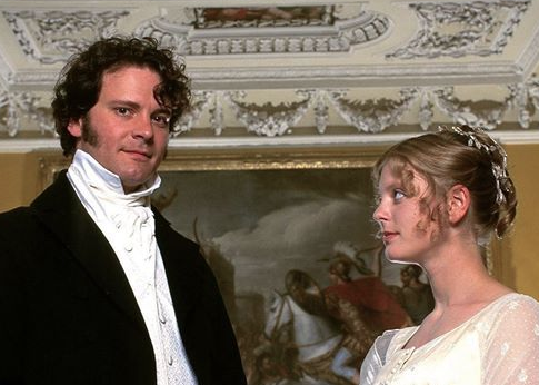 Fitzwilliam Darcy et sa soeur Georgiana