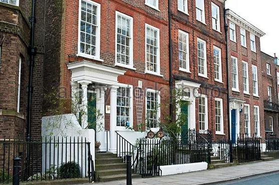 Maisons de ville à Londres