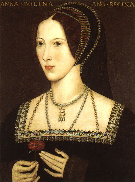 Portrait posthume de Anne Boleyn