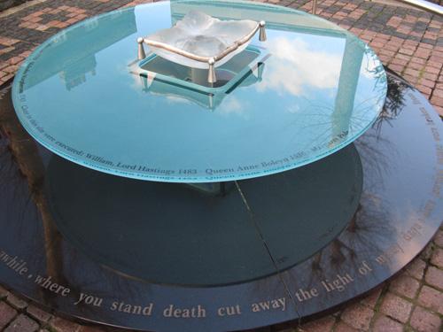 Mémorial de la Tour de Londres