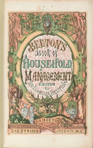 Le manuel de gestion domestique de Mrs. Beeton, une référence pour la gestion du foyer à l'époque victorienne