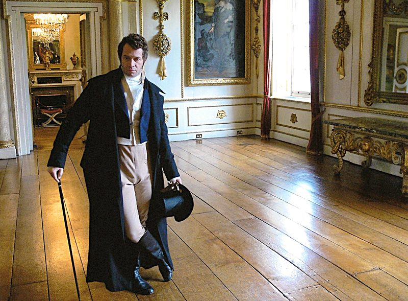 Beau Brummell, interprété par James Purefoy