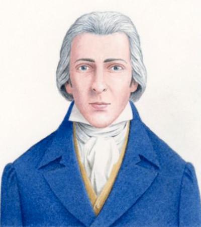 """Portrait de ce à quoi devrait ressembler le """"vrai"""" Mr. Darcy, selon les canons de beauté de l'époque (étude universitaire anglaise de 2017)"""