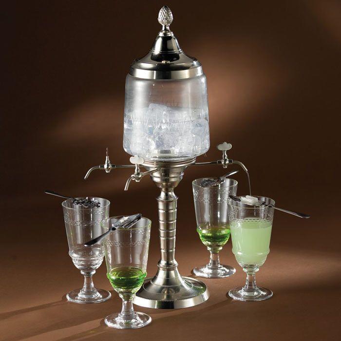 Fontaine d'absinthe